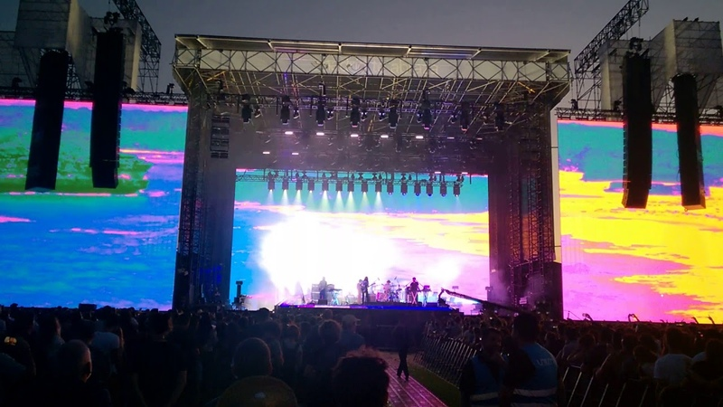Tame Impala - Mind Mischief @ Mad Cool Festival 2018.07.12