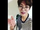 180716 Young Street Radio instagram update (Daeyeol)