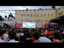 пенальти Россия - Испания, трансляция в Ярославле (казармы)