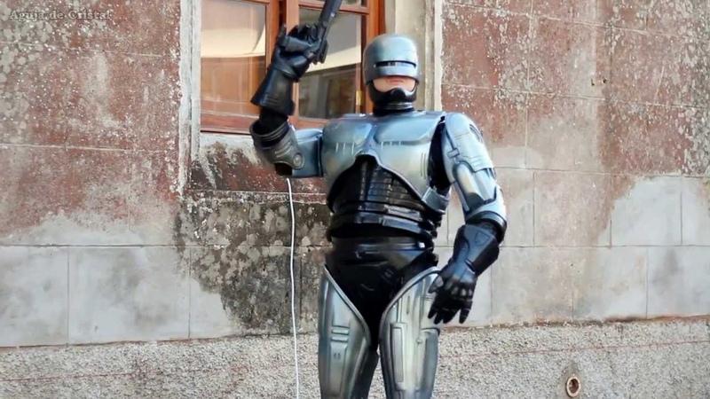 [AdC] 1 Robocop || Cosplay. Castle Lan || Primer premio individual