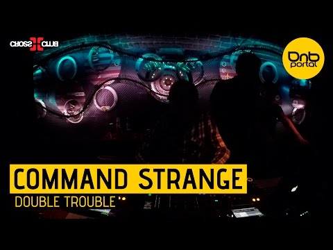 Command Strange Double Trouble