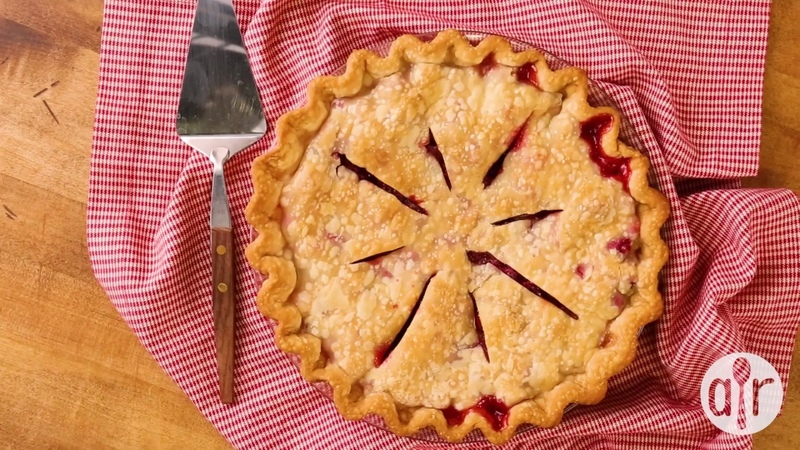 How to Make Mom's Cranberry Apple Pie | Pie Desserts | Allrecipes.com