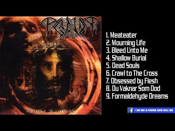 PAGANIZER - Murder Death Kill [Full-length Album]