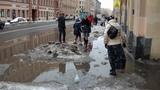 УБОРКА СНЕГА в Санкт Петербурге (февраль 2019) Лопата Беглова - ПРОДОЛЖЕНИЕ