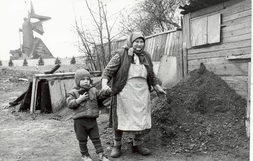 Доживает последние дни поселок, носивший когда-то название Кирпичный.