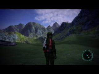 Локации «песен» рахни в Mass Effect