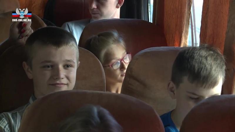 Детские лагеря Московской и Ульяновской областей примут ребят из ДНР(6)