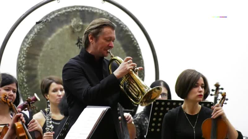 Сергей Накаряков выступил с оркестром в Петрозаводске