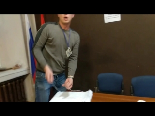Отказ в пересчёте книги, запрет видеосъёмки УИК 342