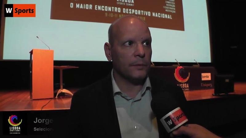 Lisboa Sports Summit - Jorge Braz