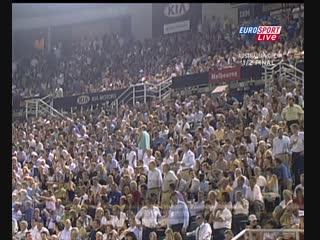 Australia-2005-Safin-Federer-2set