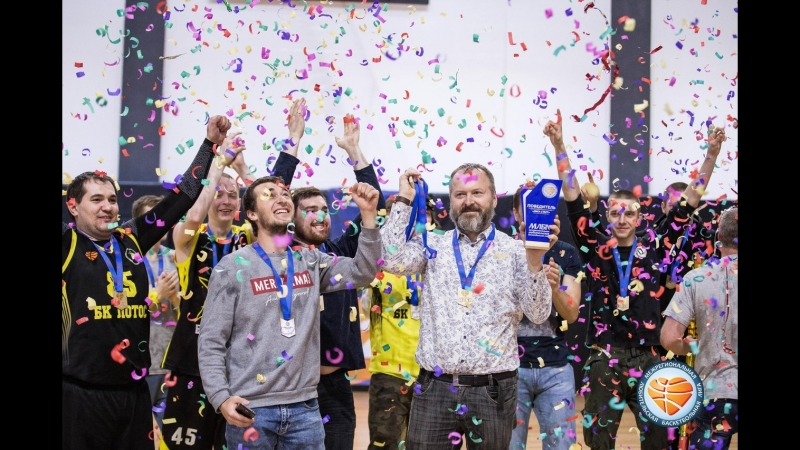 Лига Старт. Финальный день Дивизиона 2. МЛБЛ-Москва