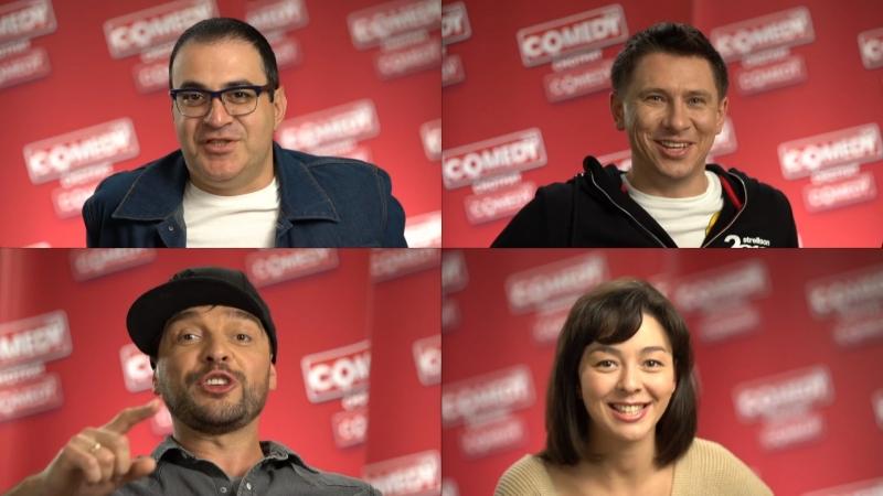 «Comedy смотрит Comedy» на ТНТ4!