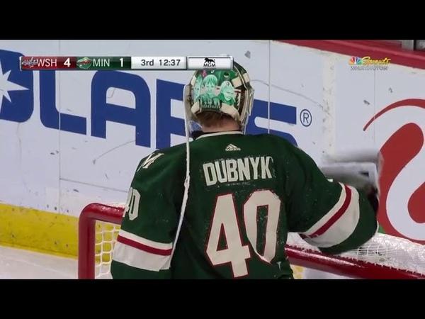 НХЛ 18-19 2-ая шайба Орлова 13.11.18