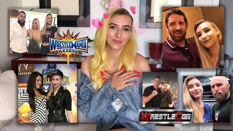 5 NICEST WWE WRESTLERS IVE MET