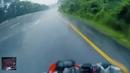 Случай на мотоцикле, видео которое стоит посмотреть!