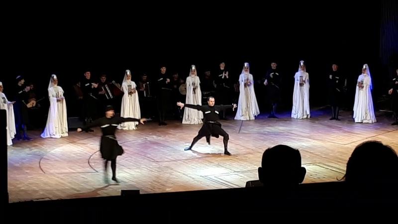 Балет Сухишвили, Заключительный танец. Тель Авив 6.11.17