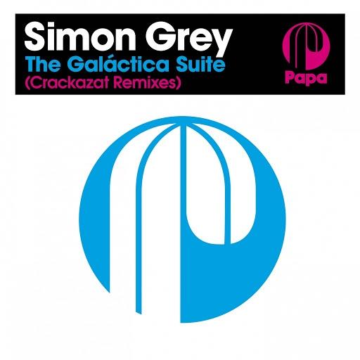 Simon Grey альбом The Galáctica Suite (Crackazat Remixes)