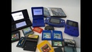 I check out my Gameboy's and game's :D -Tech -Video games