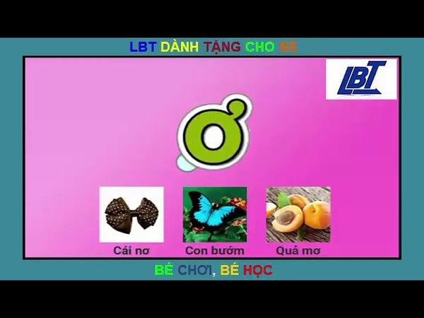Lbt✅Dành tặng cho bé - Bé chơi bé học - Bé học chữ - Bai-4