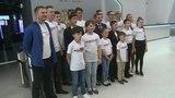 Губернатор Андрей Бочаров встретился с участниками форума Маленькие герои