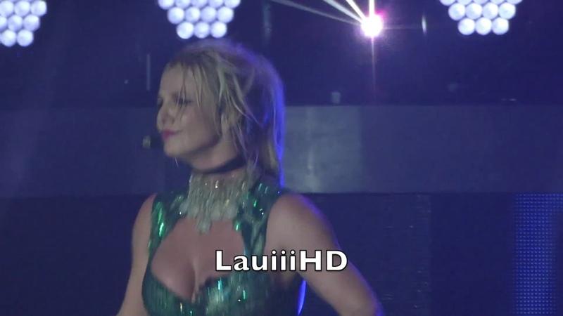 Britney Spears - Till The World Ends - Live in Sandviken Sweden 11.08.2018 FULL HD