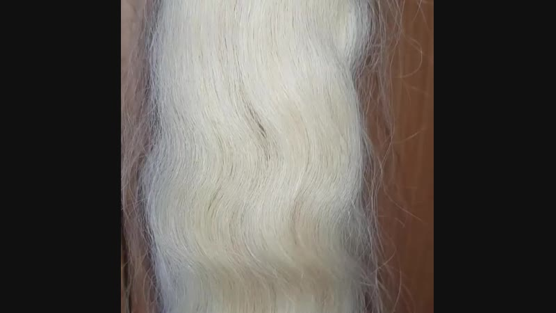 Славянка волна с покраски от 50 до 75 см