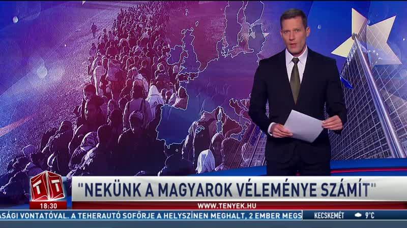 Nekünk a magyarok véleménye számít, nem a brüsszelitáké