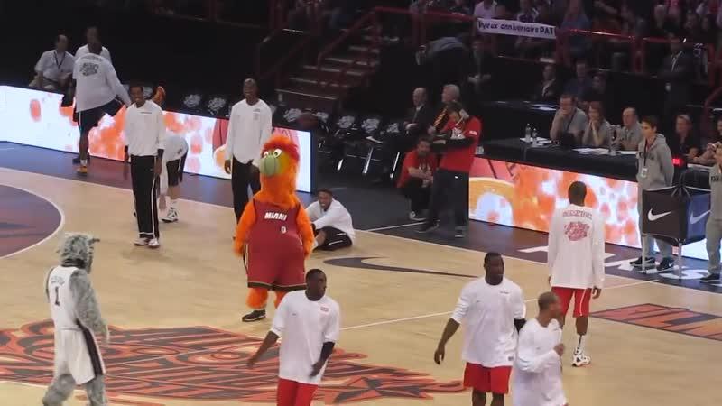 All Star Game 2011 Birdie Vs Sly Fox