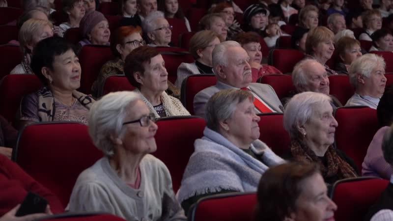 2018-12-12 - Торжество в ДК «Чайка», посвященное 77-ой годовщине Битвы под Москвой (Лобня)