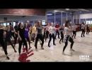 Zumba от Валерии Абрамовой (Loft Fitness) специально для Школы Вожатых (г.Иваново)