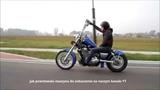 kawasaki vulcan 1500 VN - chopper bobber easy rider