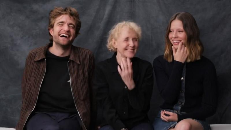 Интервью для Deadline Hollywood. Пресс-джанкет High Life на кинофестивале в Торонто, 09.09.2018