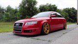 Audi A4 S4 RS4 B7 Tuning Compilation