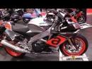 2018 Aprilia RSV4 RR Walkaround 2018 Toronto Motorcycle Show