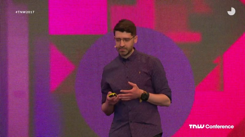 Henry Daw on The Small Sounds That Make A Big Difference | TNW Conference 2017