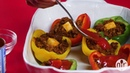 How to Make Stuffed Mexican Peppers | Dinner Recipes | Allrecipes