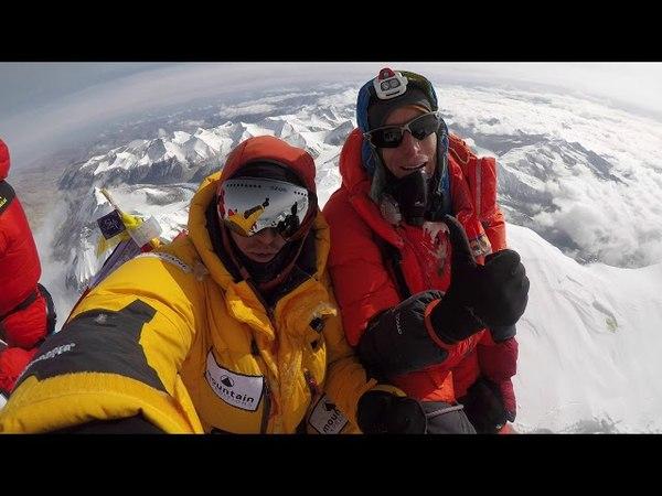 Everest Lhotse High Double 2018