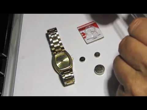 Как выбрать батарейку в наручные часы / How to choose a battery wrist watch