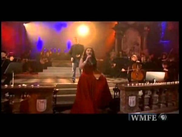 Sarah Brightman Alessandro Safina - Canto Della Terra (Live in Vienna)