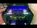 2018 DJ Rig build - Pioneer SX2 Odyssey Black Label 2U case - DJ Brian Harris