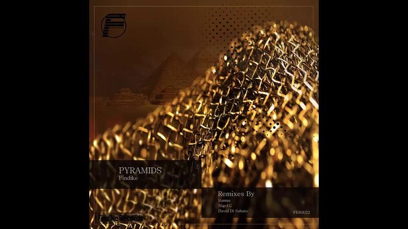PREMIERE Findike Pyramids David Di Sabato Remix Findike Records