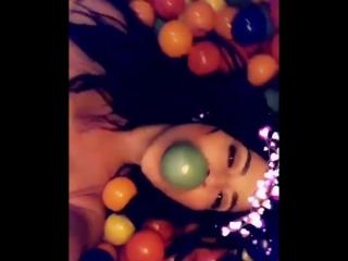 Vitoria June любит большие шары (порно, секс, эротика, попка, booty, anal, анал, сиськи, boobs, brazzers)