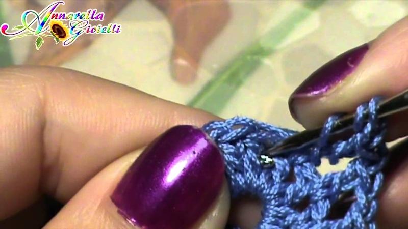 Tutorial piccolo cuore alluncinetto | How to crochet a heart