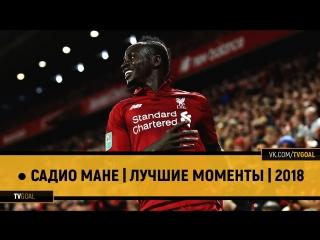 ● Садио Мане | Лучшие моменты | 2018