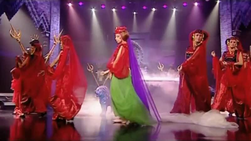Fawazeer Myriam Endalus dance