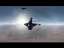 GoPro Fusion Jeb Corliss Wingsuit Rodeo