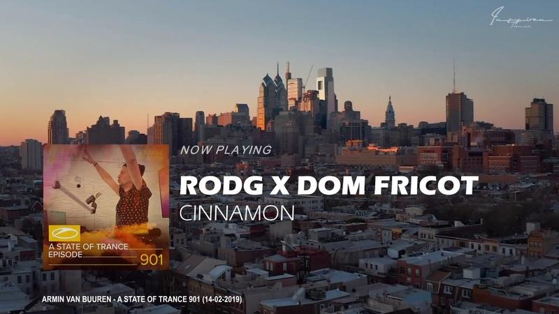Rodg X Dom Fricot - Cinnamon