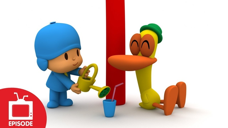 Pocoyo- Magical Watering Can (S01E21)