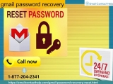 Grab the open door currently, Dial Gmail password recovery 1-877-204-2341 for nothing